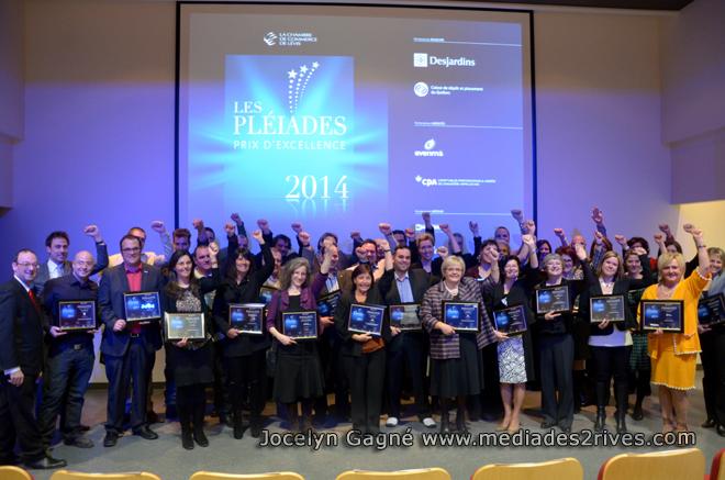 La chambre de commerce de l vis a annonc les finalistes for Chambre de commerce de levis