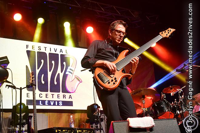 Alain Caron Quartet