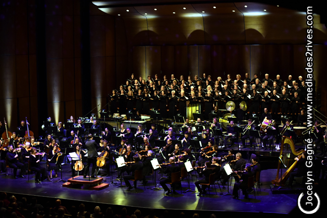 Orchestre symphonique de Quebec - HOLLYWOOD 4