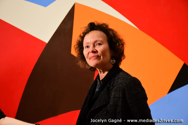 Manon Barbeau, fille de Marcel Barbeau
